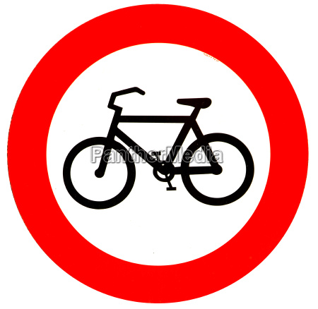 ciclista proibicao