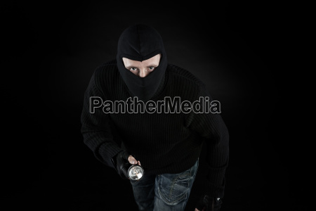 crime roubo criminal assaltante mascara ladrao