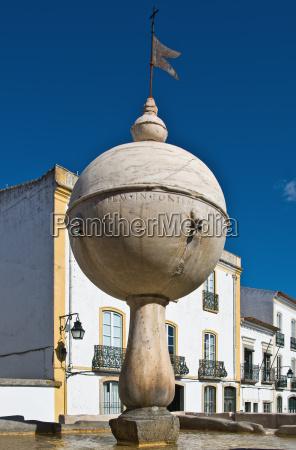 fonte portugal bem renascimento nascido evora
