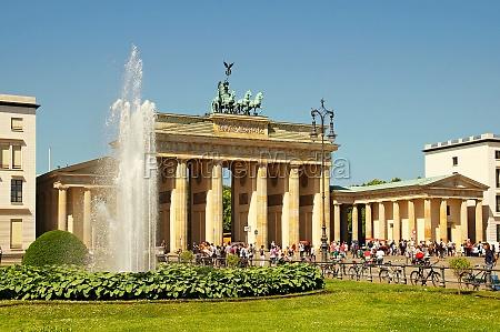 brandenburger tor deutschland berlin