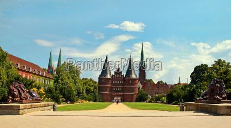 luebeck luebeck deutschland hansestadt sehenswuerdigkeit reisen