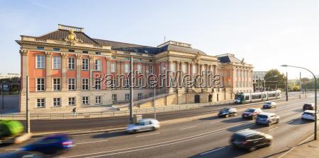 alemanhapotsdamlandtag de brandemburgoantigo palacio da cidade