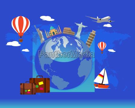 passeio viajar ferias asia turismo verao