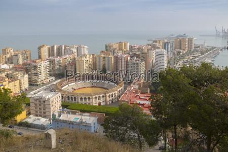 view of plaze de toros and