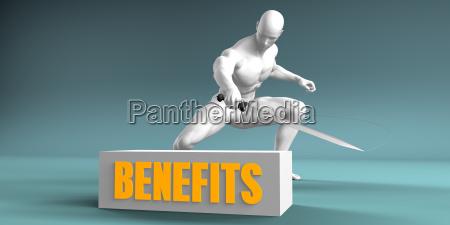 cutting benefits
